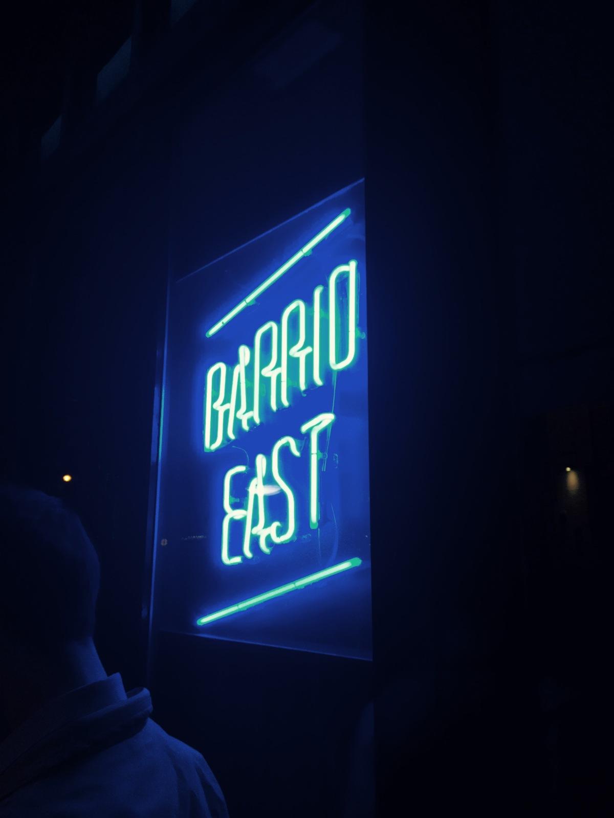 Barrio East